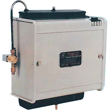 709LH Bypass Style Humidifier