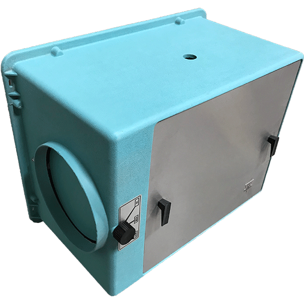 727 Bypass Style Humidifier