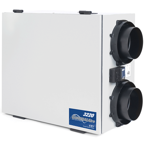 3220 Energy Recovery Ventilator ERV