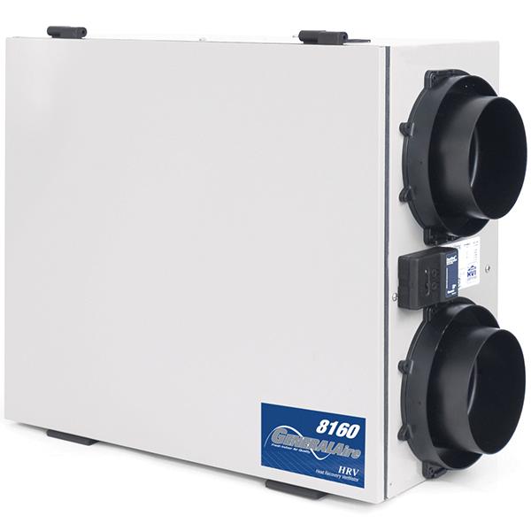 8160 Heat Recovery Ventilator HRV