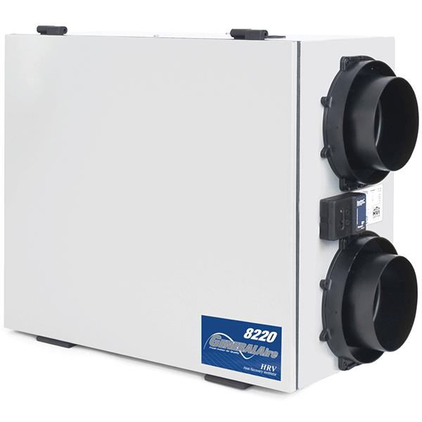 8220 Heat Recovery Ventilator HRV