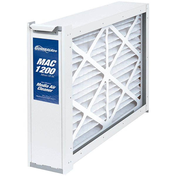 MAC 1200 Media Air Cleaner