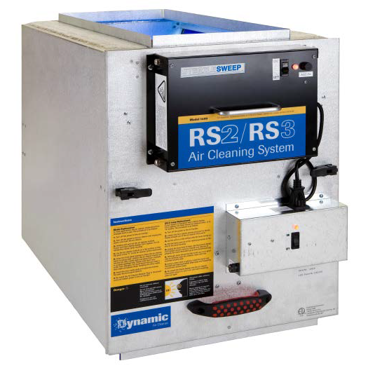 Dynamic RS3-2400 Air Purification System
