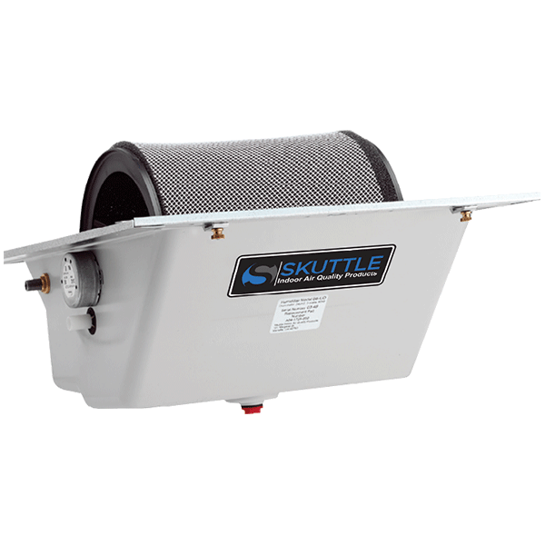 Skuttle 86 Series Humidifier Parts - Under Duct