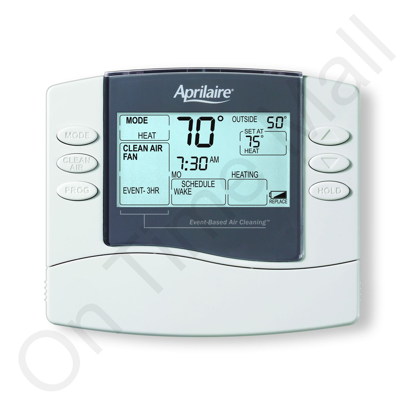 Aprilaire 8476 Universal Programmable Thermostat