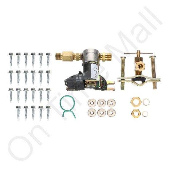 General Aire 1042-80  Parts Bag With Solenoid 24V