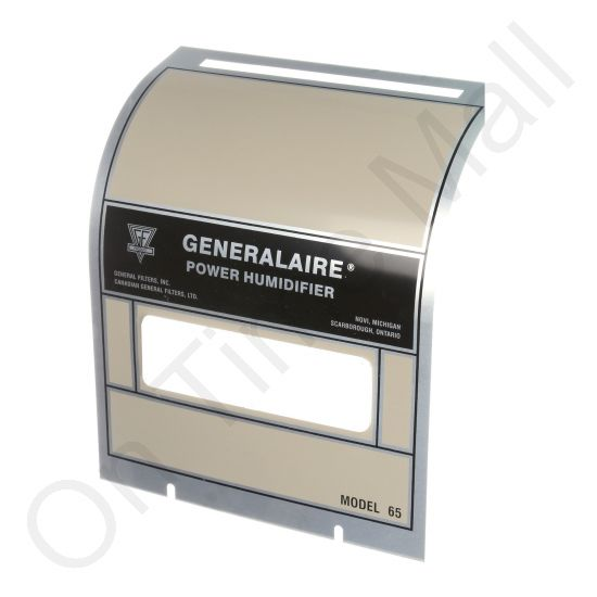 General Aire 12859  Cover Assembly