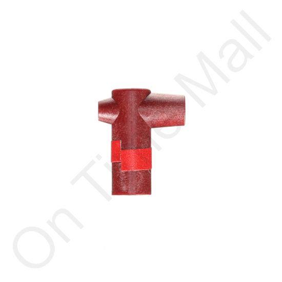 Nortec 135-4012R Red Cylinder Plug