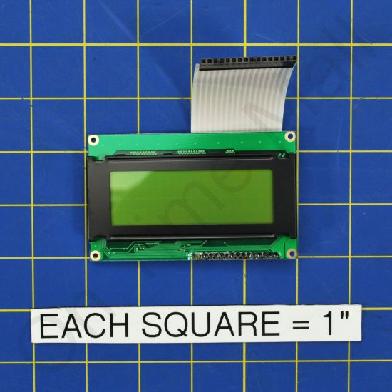 Nortec 150-7741 LCD Display Assembly