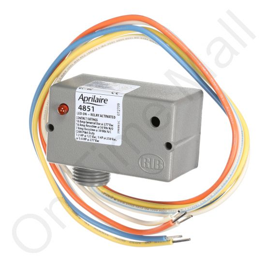 Aprilaire 4851 Blower Activation Relay