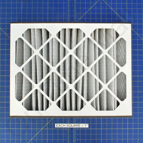 Skuttle 000-0448-008 Pleated Filter Media MERV 11