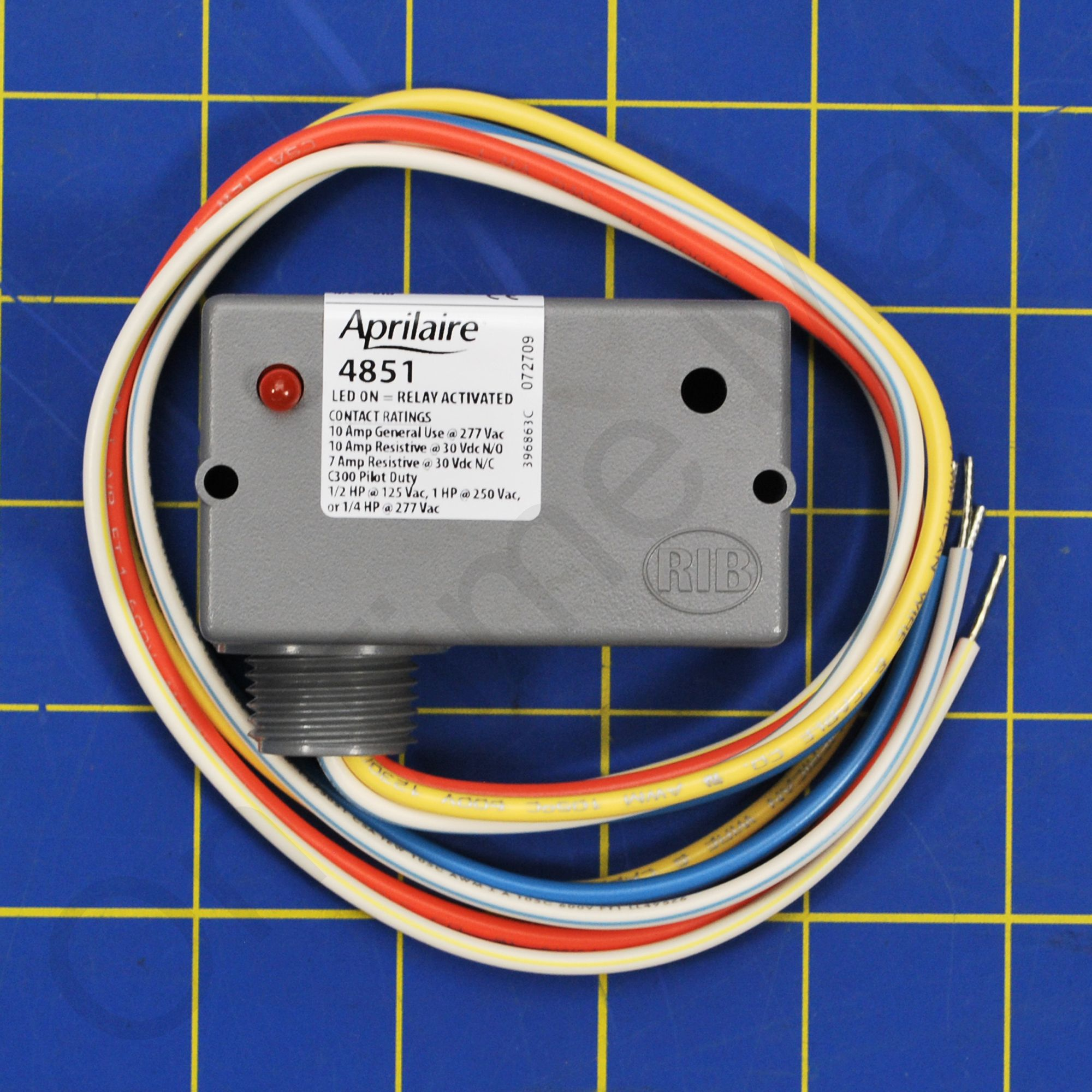 Aprilaire 4993 Manual Control  U0026 Relay