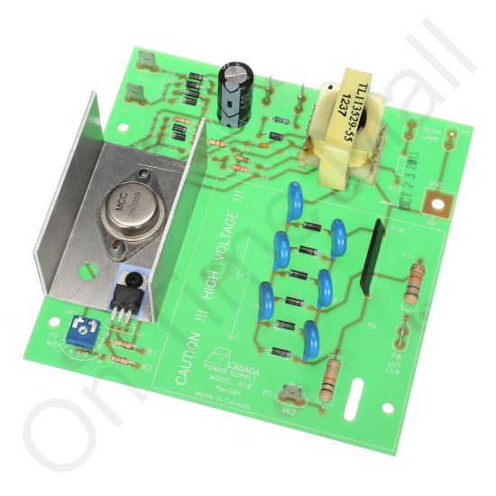 General Aire R2-055D  Power Control Board