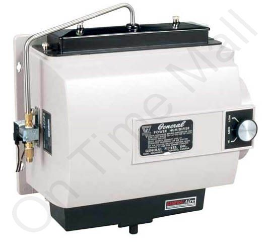 General Aire 1042LH  Flow Through Bypass Humidifier 19.2 GPD